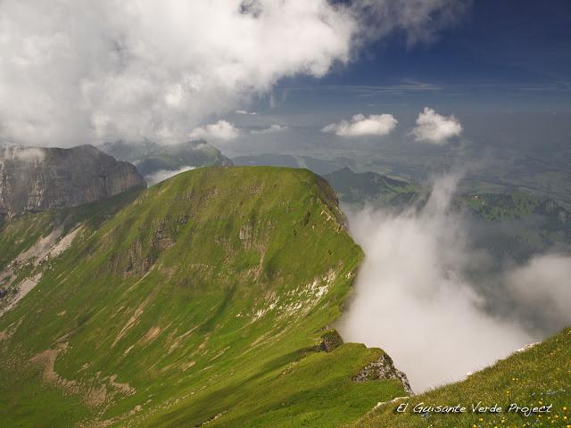 Panorámica Monte PIlatus, Lucerna, por El Guisante Verde Project