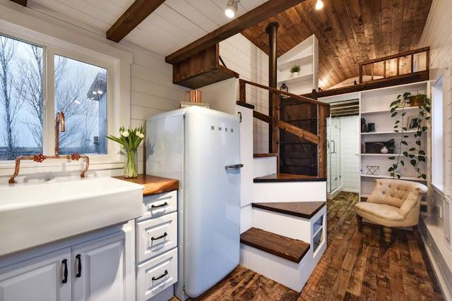 Hal Yang Dapat Anda Lakukan Untuk Mengatasi Keterbatasan Ruang Pada Rumah Ukuran Mungil