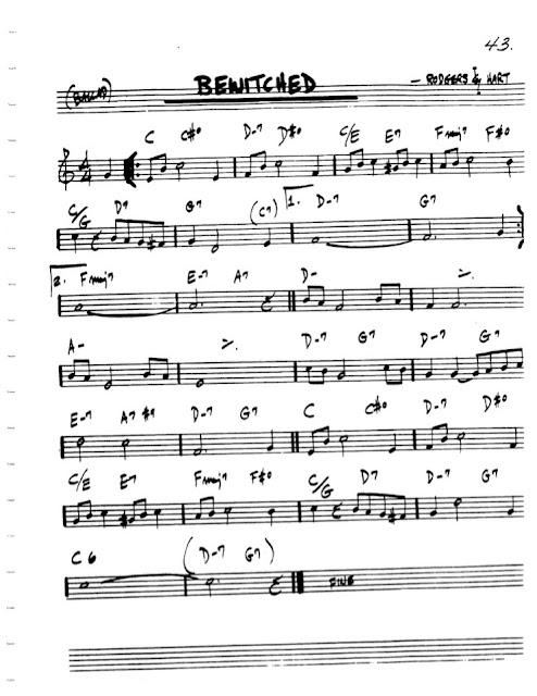 Partitura Flauta Rodgers Hart