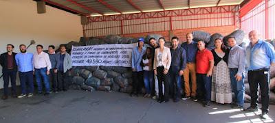 Campanha do agasalho bate novo recorde com arrecadação de mais de 50 mil peças de roupas