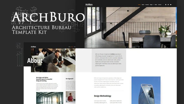 Architecture Bureau Template Kit