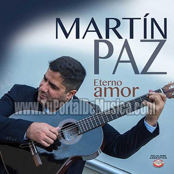 Martin Paz - Eterno Amor (2017)