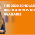 2020 GSEP Education for Sustainable Energy Development Scholarship