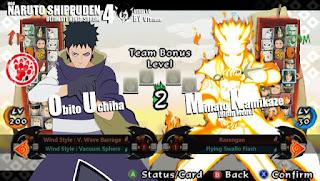 Naruto Ultimate Ninja Mod 12
