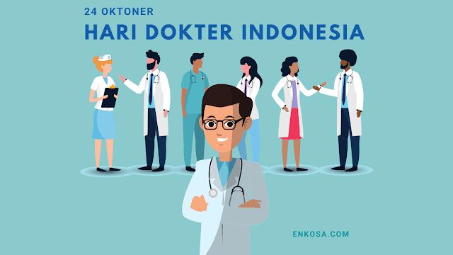 Sejarah Hari Dokter Indonesia 24 Oktober