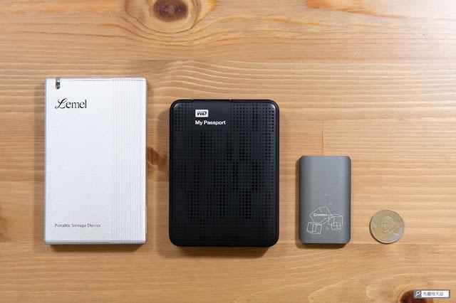 【開箱】靈巧、質感、高效,TOPMORE 達墨科技 TS1 外接式固態硬碟 - 超迷你體積加上 SSD 效能,TS1 讓人更印象深刻了