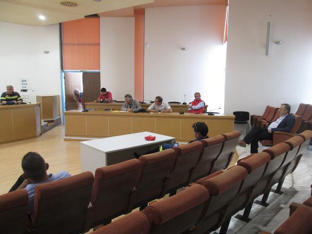 Δήμος Ζηρού:Συνεδρίαση για τη λήψη μέτρων πυροπρόληψης και πυροπροστασίας