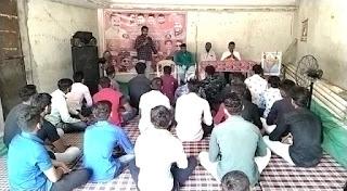 भगवा परिवार धार जिले की कार्यकारिणी का किया विस्तार