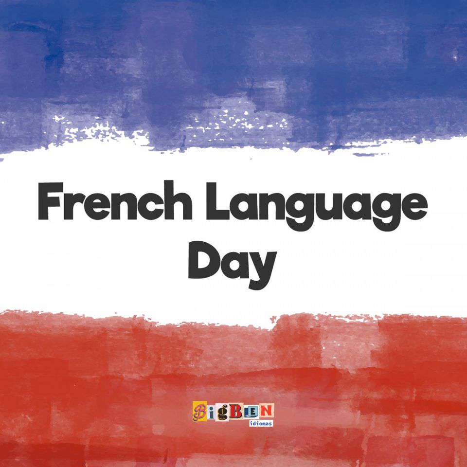 French Language Day Wishes Pics