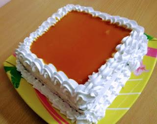 Eggless mango cake, How to make mango pastry, make cake without egg
