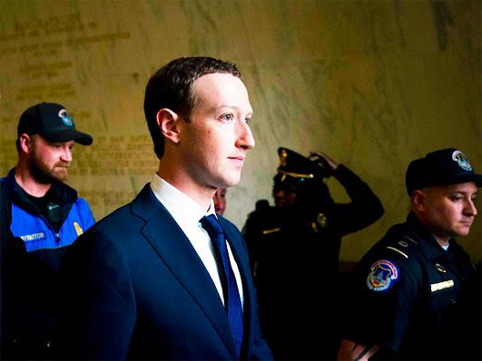 Facebook habiskan lebih dari 23 juta dolar AS untuk keamanan Mark Zuckerberg