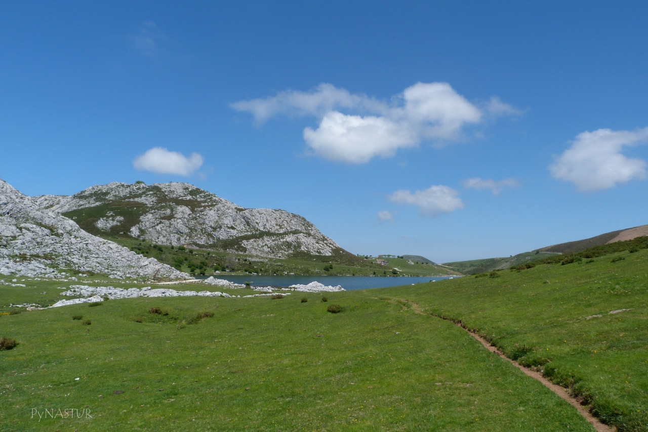 Lago Enol - Parque Nacional Picos de Europa - Asturias