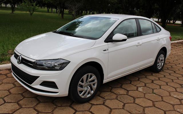 VW Virtus 2018 MSI 1.6 básico