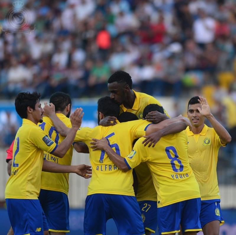 نتيجة مباراة الفيصلي والنصر بتاريخ 07-03-2020 الدوري السعودي