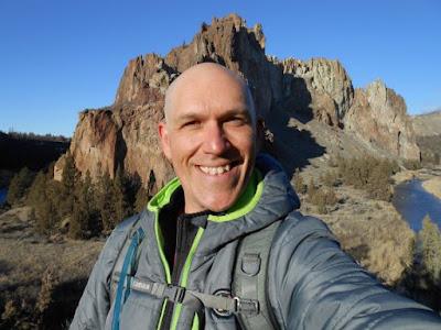 Jim Tolles, spiritual teacher, smith rock