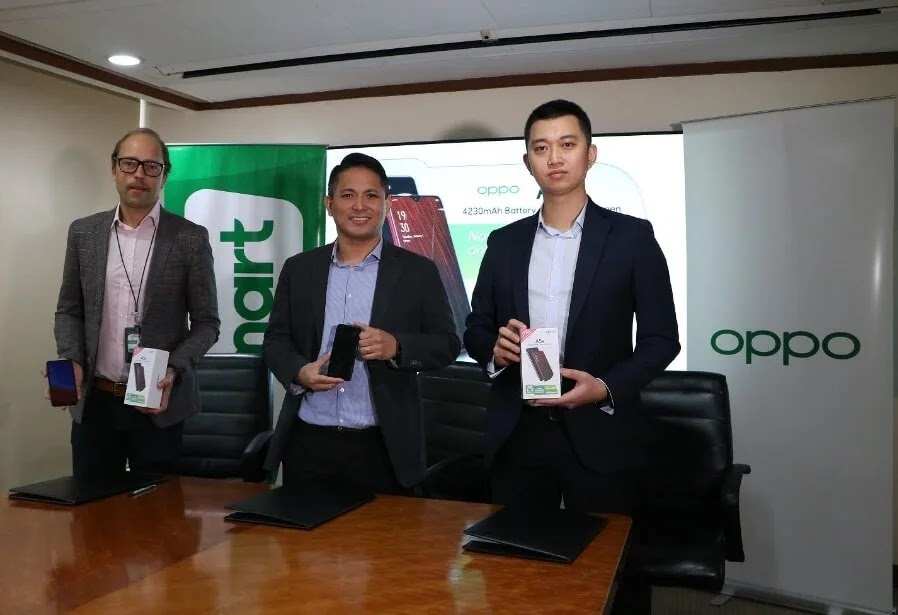 Smart Teams Up with OPPO to Boost LTE Smartphone Use
