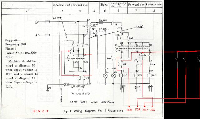 Adding a VFD to my Enco 13x40 lathe