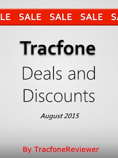 List of Sales and Deals on Tracfone Cell Phones in August Tracfone Sales and Discounts List - August 2015
