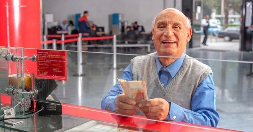 ONP: Más de medio millón de pensionistas cobrarán desde este lunes [CRONOGRAMA]