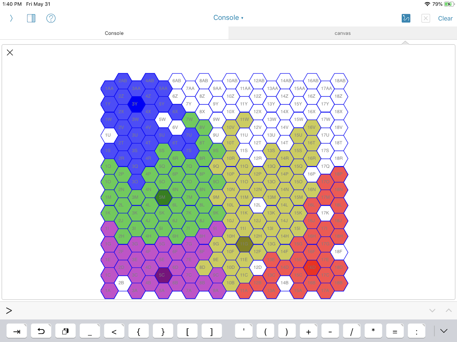 S Lott-Software Architect: The Pythonista app for iPad