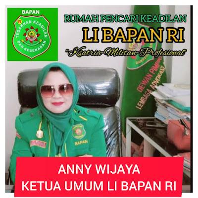 Ketua Umum LI BAPAN RI Memberikan Motivasi Seluruh Anggota Di Nusantara, Korantangsel.com