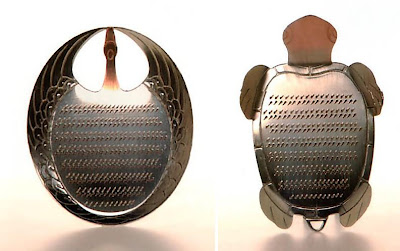 18 Creative and Cool Graters and Peelers (20) 12