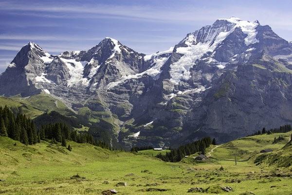 Eiger, Bernese Oberland