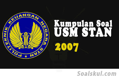 download soal usm stan 2007
