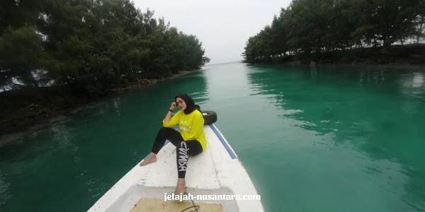 aktivitas wisata private pulau pramuka