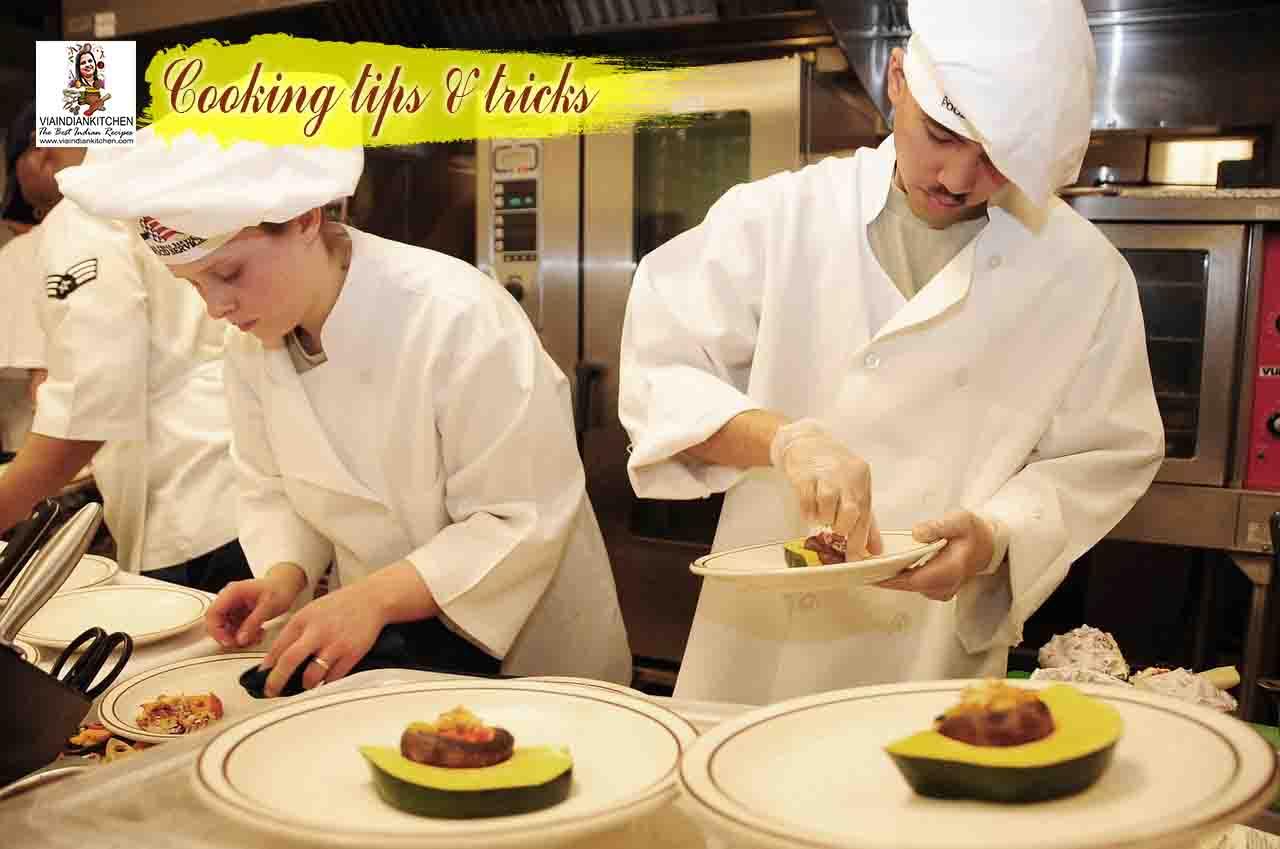 viaindiankitchen - cooking tips & tricks