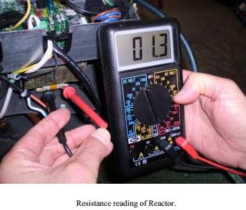 KELVINATOR – ELECTROLUX INVERTER SPLIT SYSTEM Fault codes, blinking