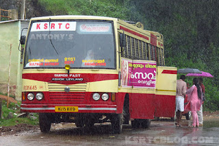 ksrtc bus travel