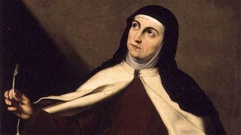 Biografía de Santa Teresa de Ávila