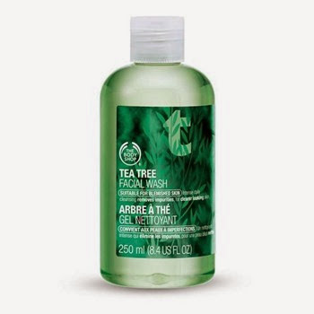Tea Tree Face Wash for Acne Prone Skin