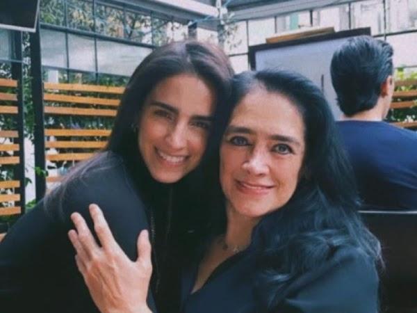 Completamente detestable': critican a Bárbara de Regil por golpear  e insultar a su mamá