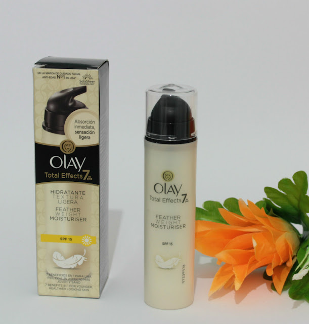 Olay Total Effects Hidratante Ligera SPF15