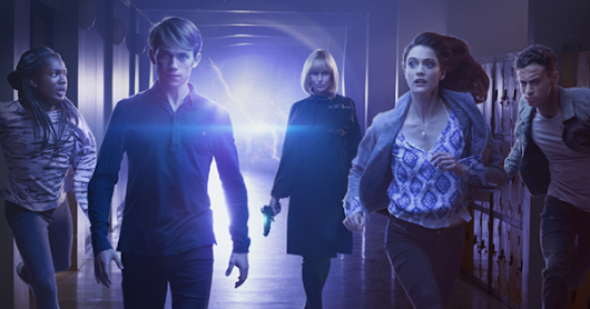 Doctor Who spin off 'Class' trailers