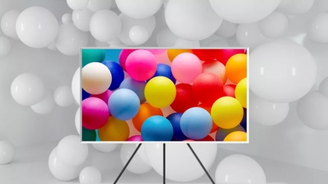 New Samsung TVs OLED