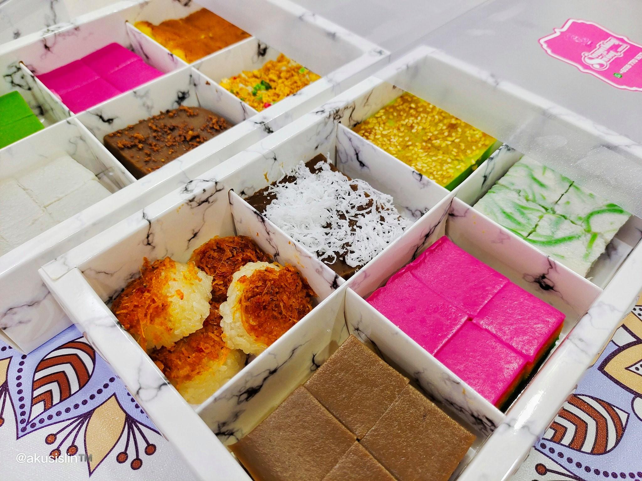 'Kuih Box' Nendaplates Untuk Mereka Yang Suka Makan Kuih-Muih Tradisional