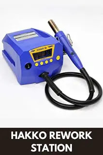 hakko rework station