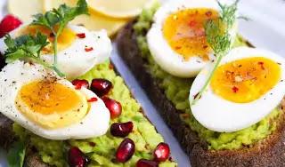 Oeufs/boiled egg