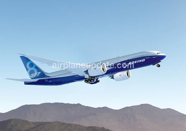 Boeing 777-8 photo