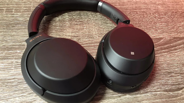 Sony WH-1000XM3 : a redesign - RictasBlog