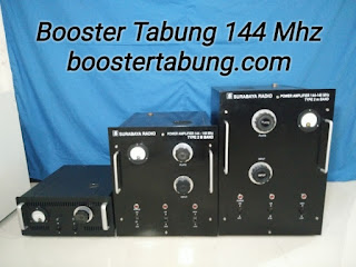 Produk Boster Tabung 144 Mhz