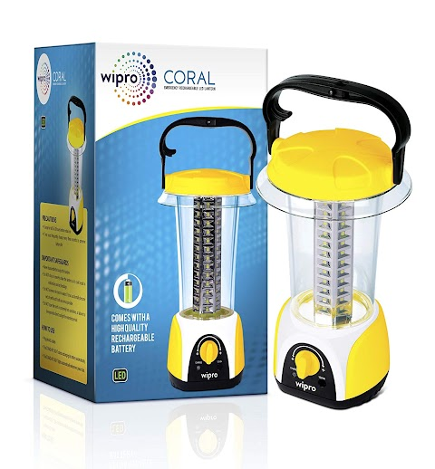 Best sell on Wipro Coral Rechargeable Emergency Light in India