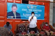 Azhar Arsyad Laksanakan Reses Sidang III Di Kabupaten Sidrap