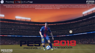 FTS Mod PES HD 2018 v2 by Terry AB Apk Data Obb