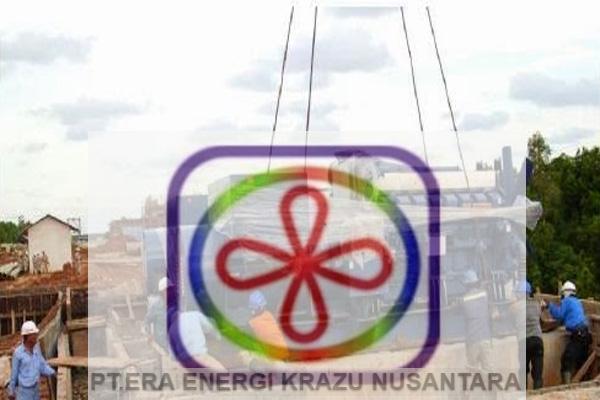 Lowongan Kerja PT Energi Krazu Nusantara
