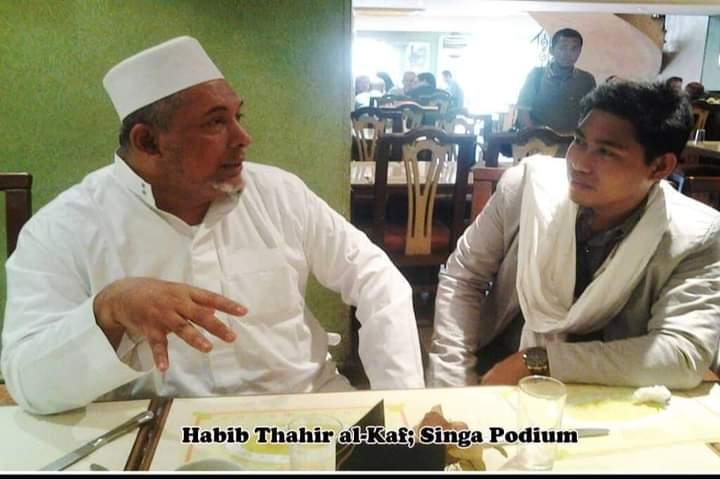 Kisah Berkesan Bersama Habib Thohir Alkaf Dipertemukan Wali Mastur