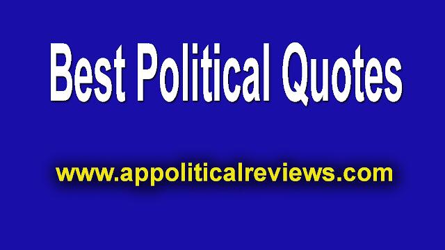 Best Political Quotes | AP Political Reviews